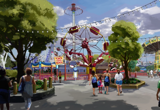 Country Fair at Carowinds | RoadGuides.com