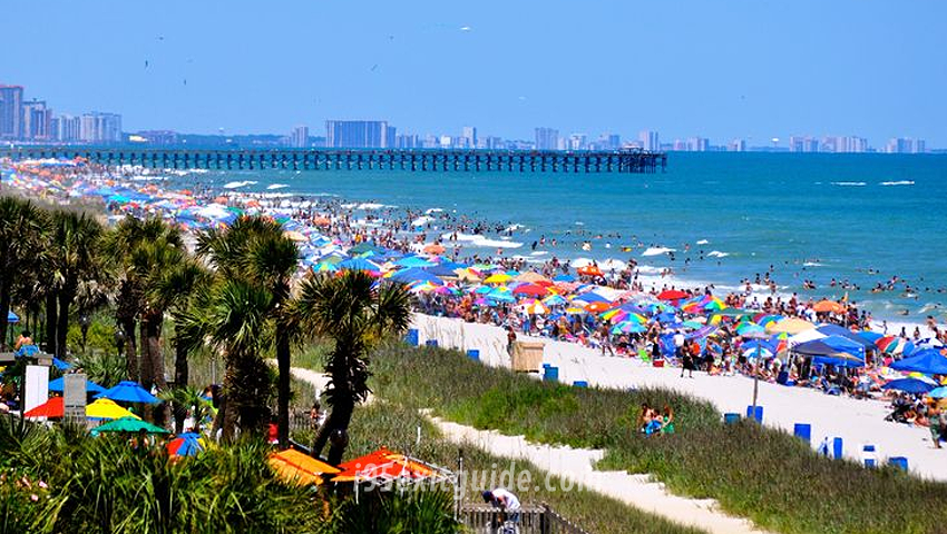 Myrtle Beach, South Carolina | AmeriTraveler.com